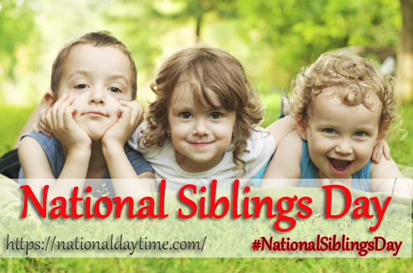Siblings Day
