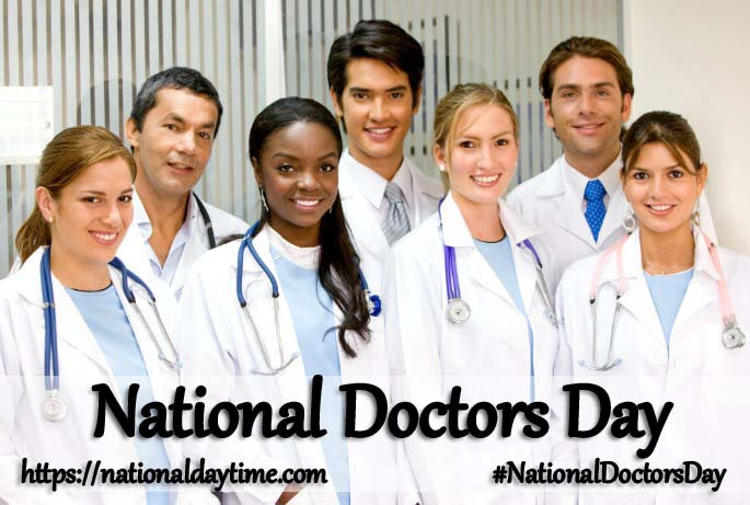 National Doctors Day 2021