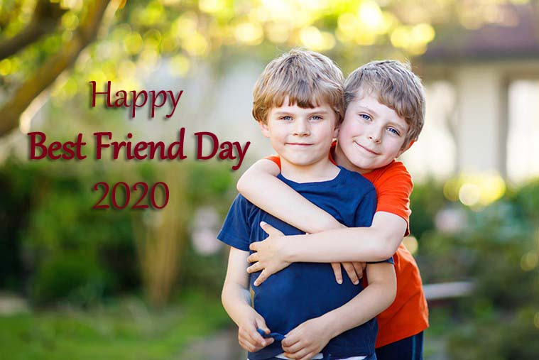 Happy National Best Friend Day 2020