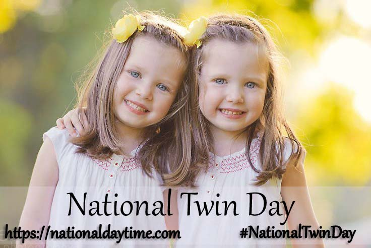 National Twin Day