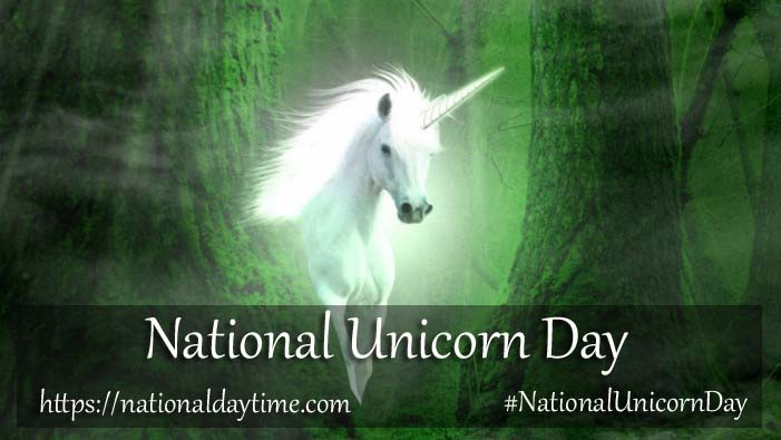 National Unicorn Day 2021