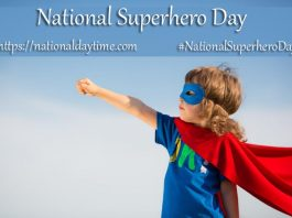 National Superhero Day 2021