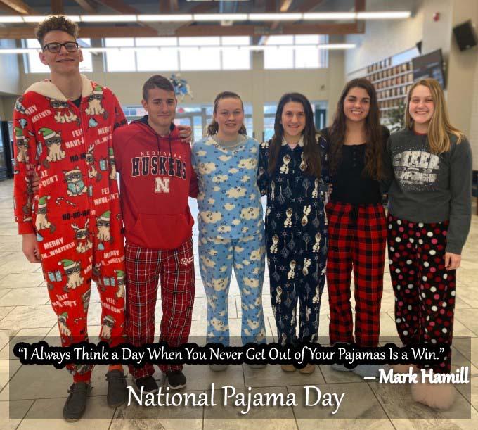 National Pajama Day 2021