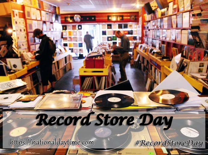 Record Store Day 2022