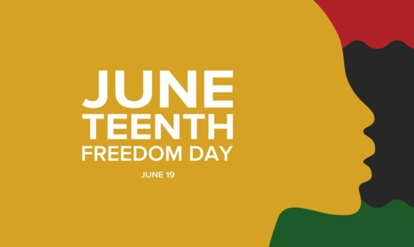 Happy Juneteenth - Freedom Day