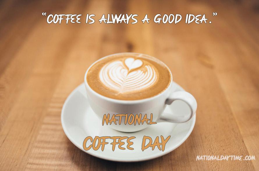 National Coffee Day 2021