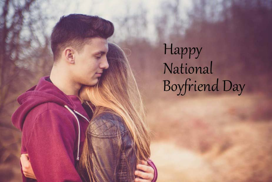 Happy National Boyfriend Day 2021 Images