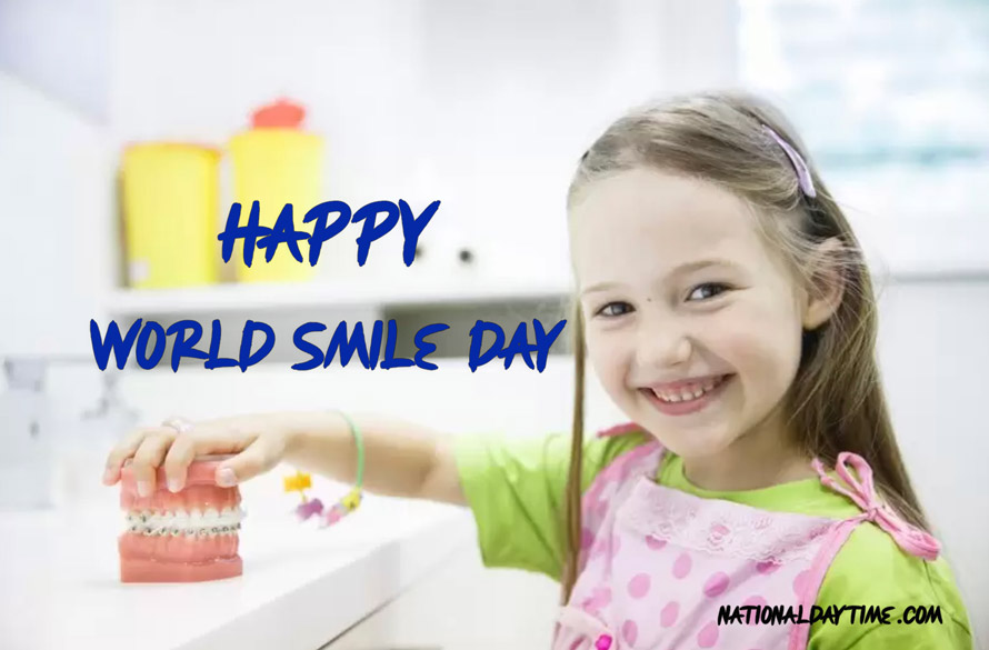 World Smile Day 2021