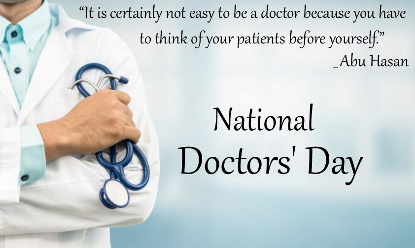 National Doctors Day Quotes 2021
