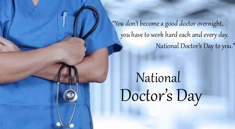 National Doctors Day Wishes Messages 2021