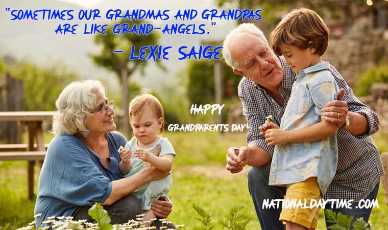 Grandparents Day Quotes 2021