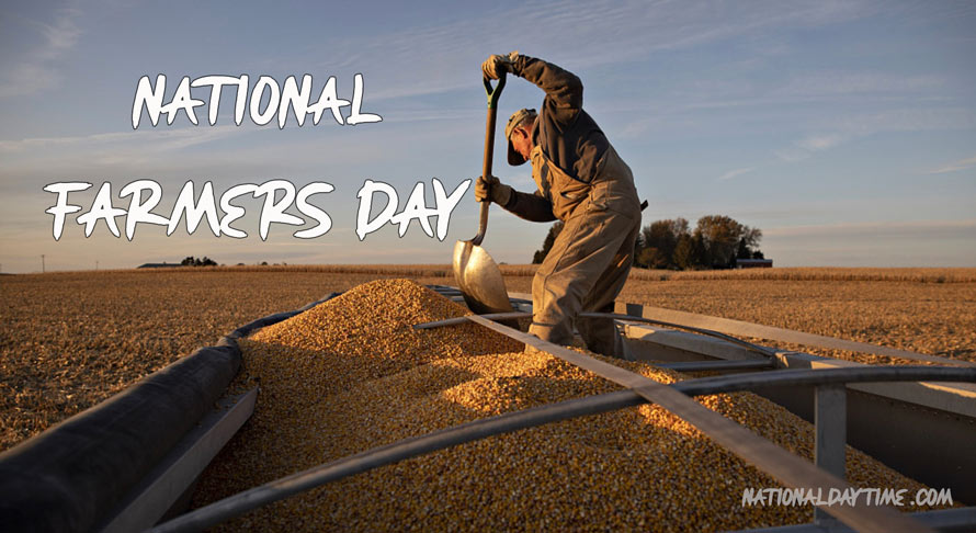 National Farmers Day 2921