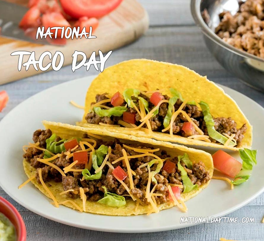 National Taco Day 2021