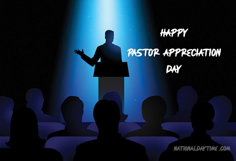Happy Pastor Appreciation Day